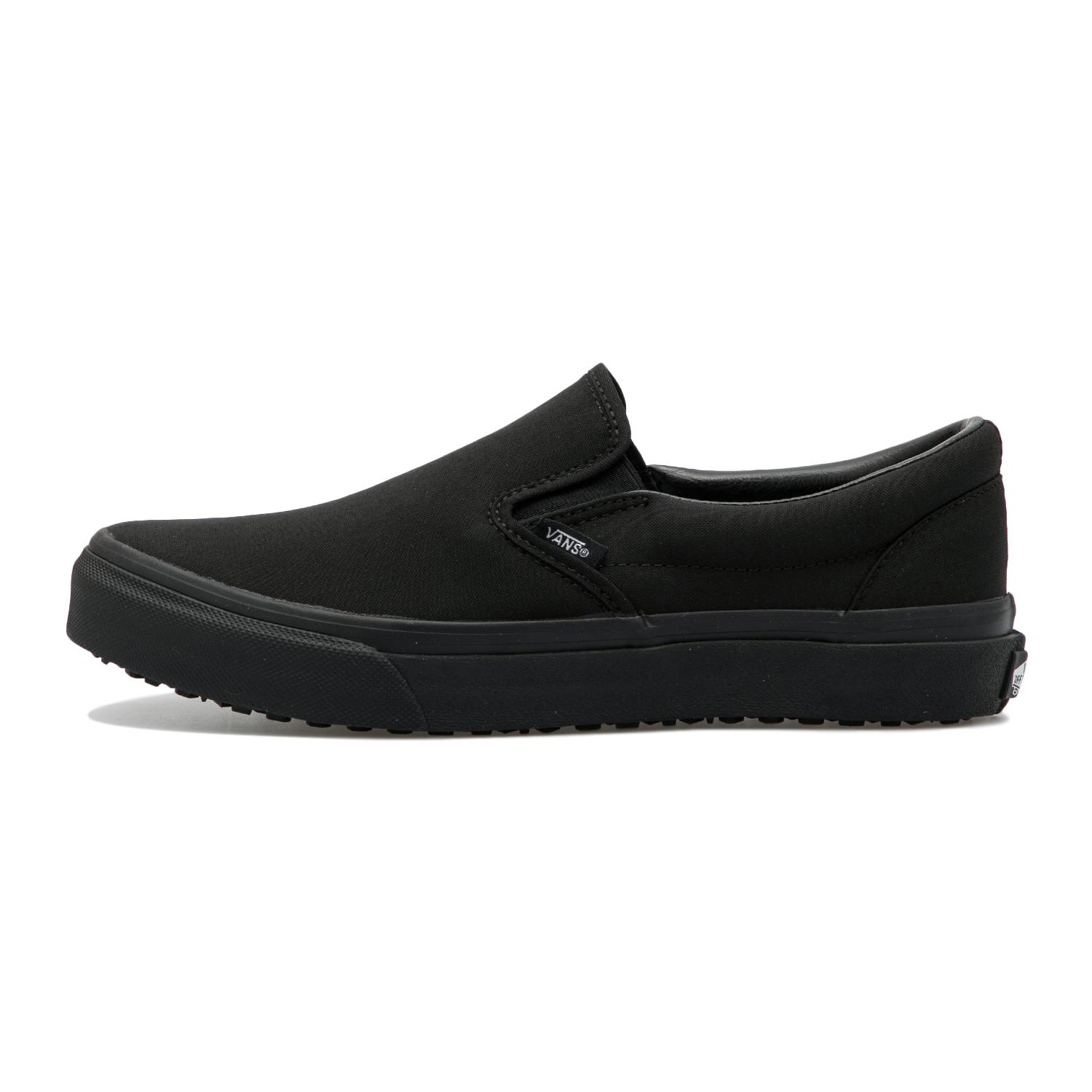 【VANS】 ヴァンズ SLIP ON スリッポンH/SHIELD V98CF H/SHIELD M.BLACK