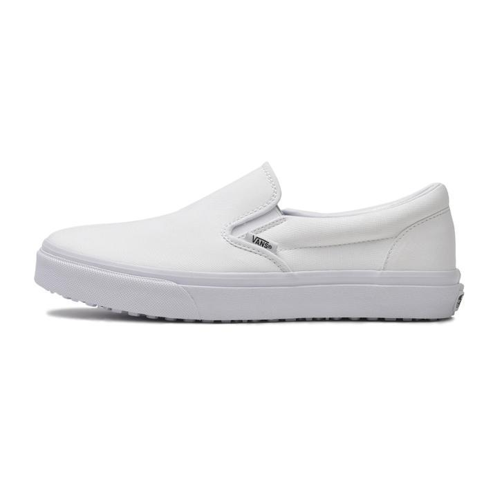 【VANS】SHOKUNINSLIP ON ヴァンズ スリッポン V98CF H/SHIELD T.WHITE