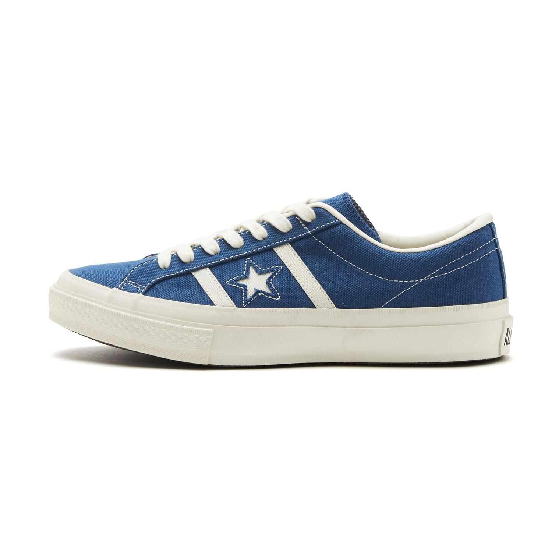 【CONVERSE】 コンバース STAR&BARS CANVAS スター&バーズ キャンバス 35200101 DUSTYBLUE