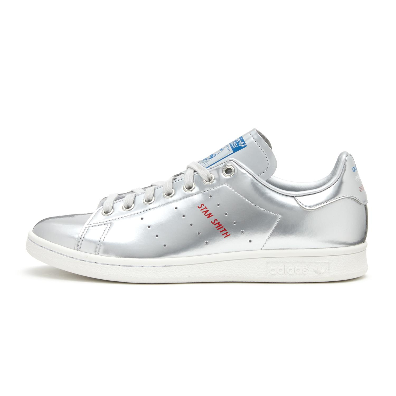 【adidas】 アディダス STAN SMITH スタンスミス FW5363 SIL/SIL/WHT