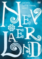 NEWS LIVE TOUR 2017 NEVERLAND (3DVD)