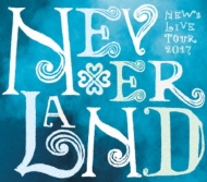 NEWS LIVE TOUR 2017 NEVERLAND 【初回限定盤】(4Blu-ray)