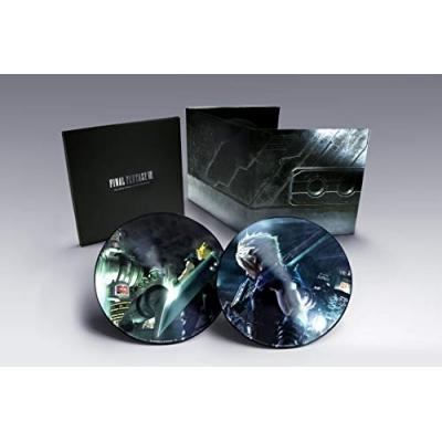 ファイナル・ファンタジーVII リメイク & VII Final Fantasy VII Remake & Fantasy VII (ピクチャーディスク仕様/2枚組アナログレ...