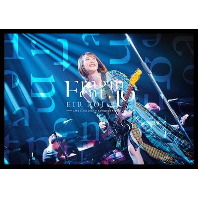 """藍井エイル LIVE TOUR 2019 """"Fragment oF"""" at 神奈川県民ホール (Blu-ray)"""