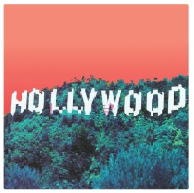 Hollywood / In My City of Seoul (7インチシングルレコード)