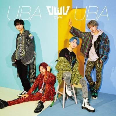 UBA UBA 【初回限定盤】(+DVD)