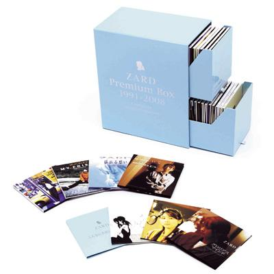 ZARD Premium Box 1991-2008 Complete Single Collection