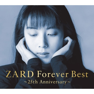 ZARD Forever Best ~25th Anniversary~(Blu-spec CD2 4枚組)