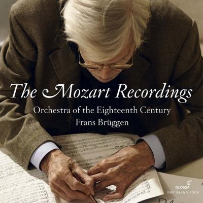 『モーツァルト・レコーディングス』 ブリュッヘン&18世紀オーケストラ(8CD)