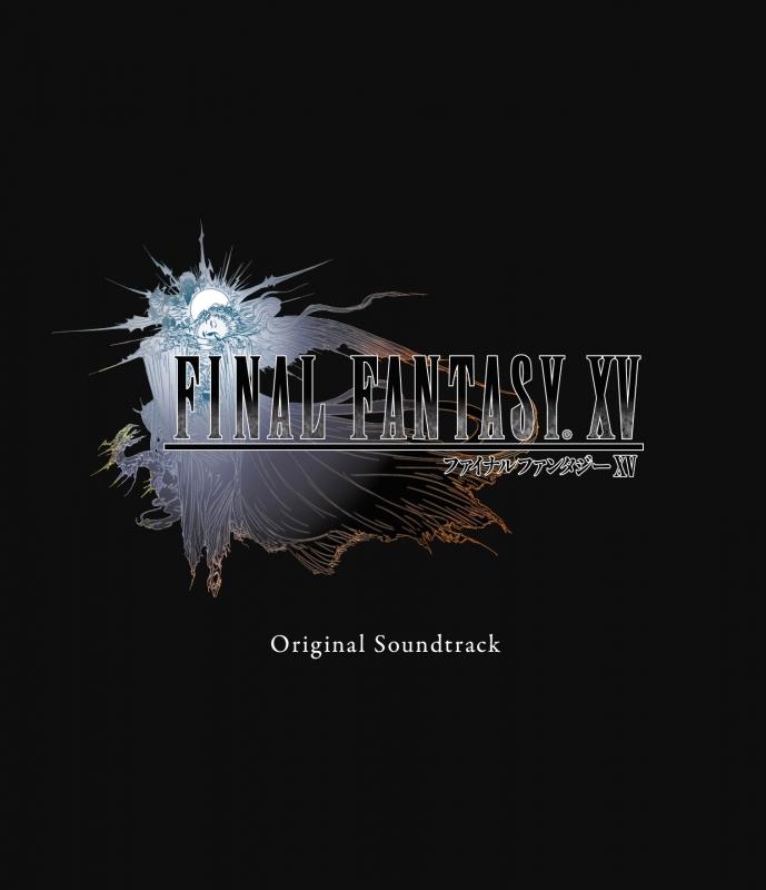FINAL FANTASY XV Original Soundtrack 【映像付サントラ/Blu-ray Disc通常盤】
