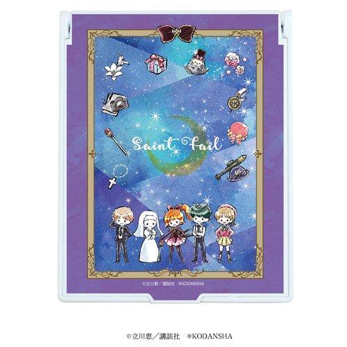 デカキャラミラー「怪盗セイント・テール」01/集合デザイン(グラフアート)