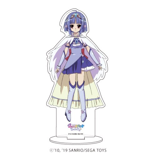 キャラアクリルフィギュア「ジュエルペット てぃんくる☆」02/沙羅