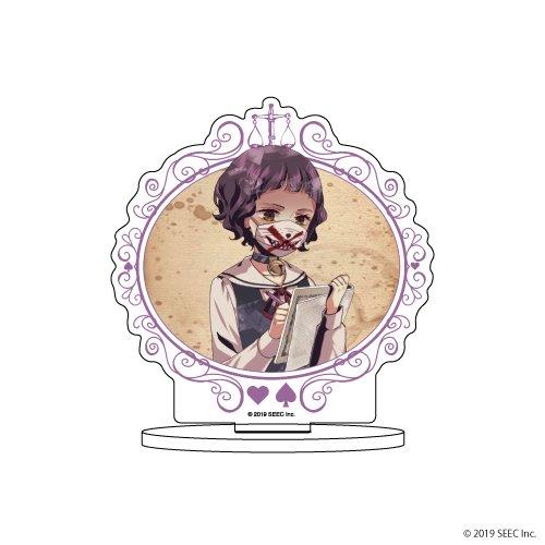 キャラアクリルフィギュア「アリスの精神裁判」02/チェシャ猫
