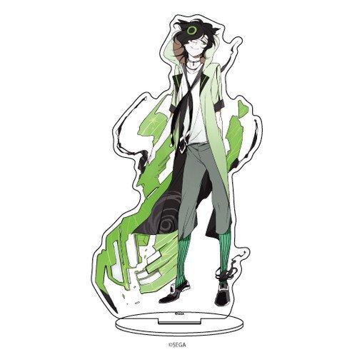 キャラアクリルフィギュア「maimaiシリーズ 言ノ葉プロジェクト」02/黒鉄そうく 第参章