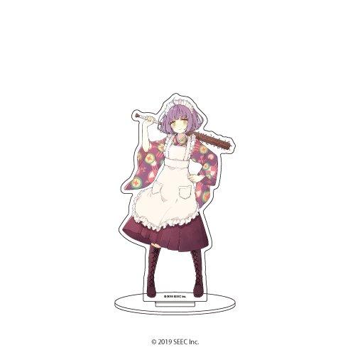 キャラアクリルフィギュア「誰ソ彼ホテル×赤倉」01/塚原音子