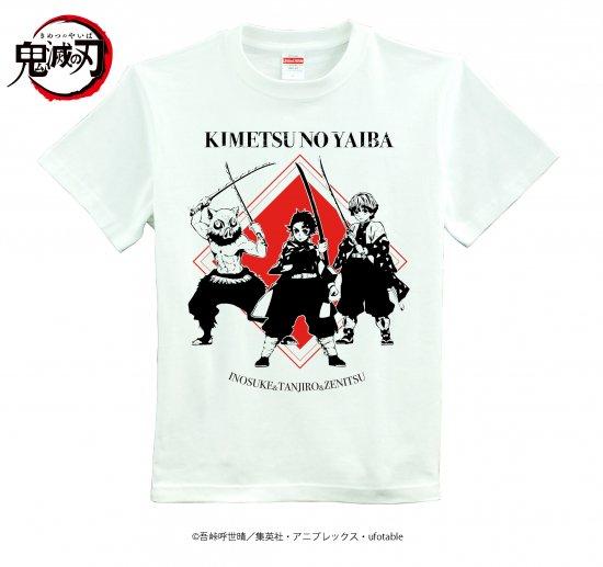 Tシャツ「鬼滅の刃」02/集合デザイン(XLサイズ)