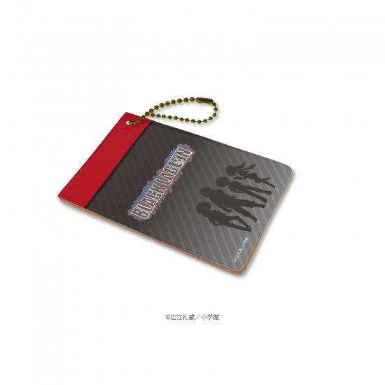 キャラパス「BLACK LAGOON」01/ラグーン商会シルエットデザイン(グラフアート)