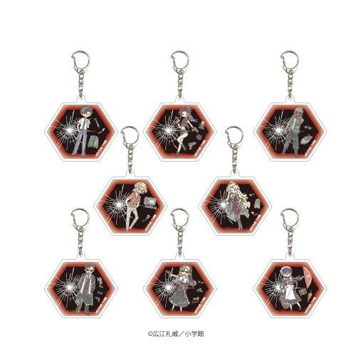 アクリルキーホルダー「BLACK LAGOON」01/ボックス(全8種)(グラフアート)
