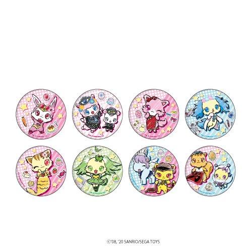 缶バッジ「ジュエルペット サンシャイン」01/ボックス(全8種)(グラフアート)