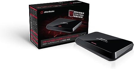 AVerMedia USB3.0対応HDMIキャプチャー CV710 日本正規代理店品 DV366 CV710