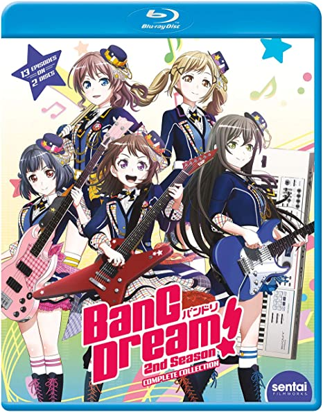 Bang Dream!: 2nd Season [Blu-ray]