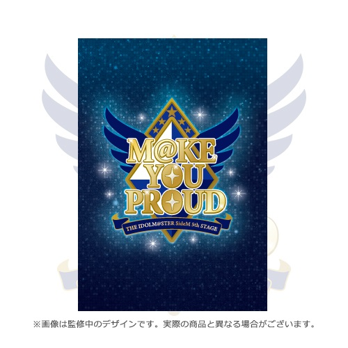 THE IDOLM@STER SideM 5th STAGE ~M@KE YOU PROUD~ 公式パンフレット