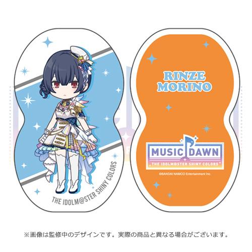 アイドルマスター シャイニーカラーズ 公式ダイカットクッション【杜野凛世】(MUSIC DAWN ver.)