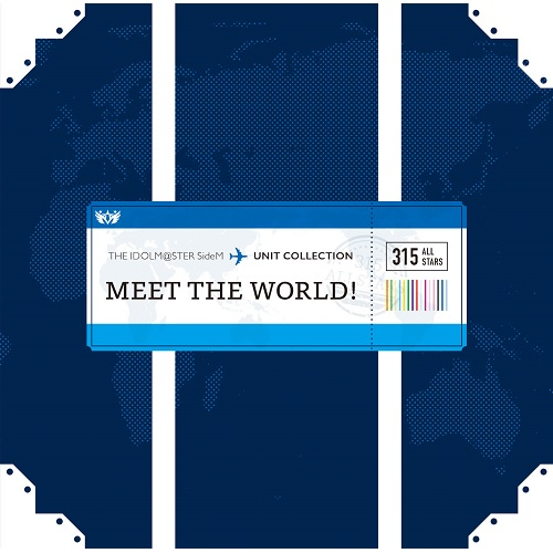 THE IDOLM@STER SideM WORLD TRE@SURE UNIT COLLECTION -MEET THE WORLD!-