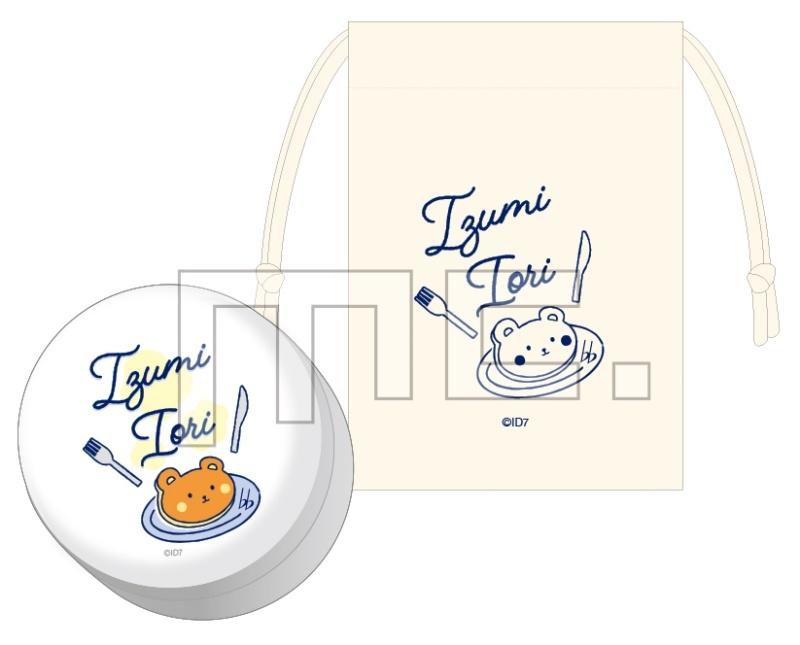 【グッズ-セットもの】アイドリッシュセブン ミニ缶&巾着 アニモチ 和泉一織