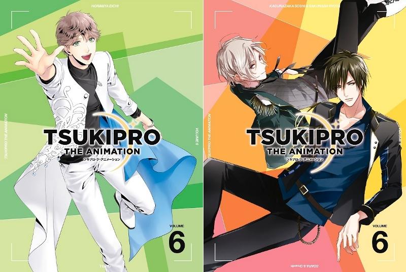 【Blu-ray】TV TSUKIPRO THE ANIMATION(ツキプロ) 第6巻