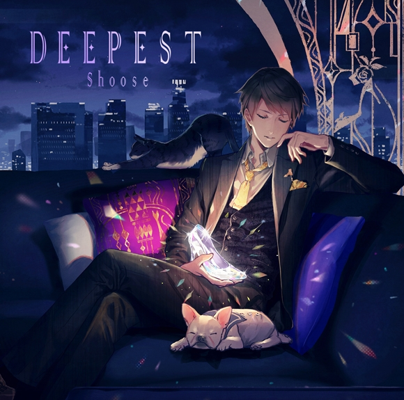 【アルバム】しゅーず/DEEPEST 初回限定盤