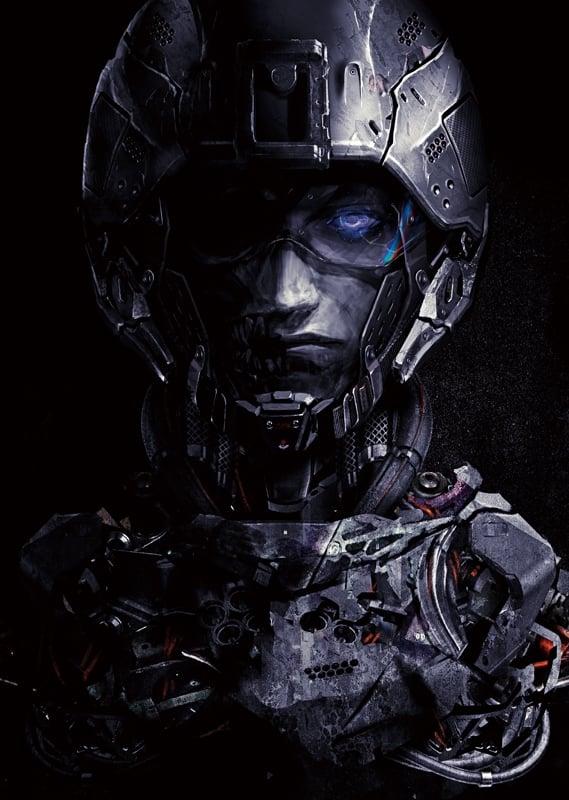 【Blu-ray】映画 虐殺器官 完全生産限定版