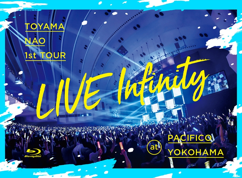 "【Blu-ray】東山奈央/1st TOUR""LIVE Infinity""at パシフィコ横浜"
