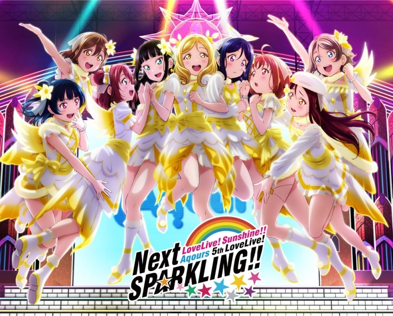 【Blu-ray】ラブライブ!サンシャイン!! Aqours 5th LoveLive! ~Next SPARKLING!!~ Blu-ray Memorial BOX 完全...