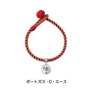 【グッズ-腕輪】ONE PIECE ワンピース×京くみひもブレスレット エース SM