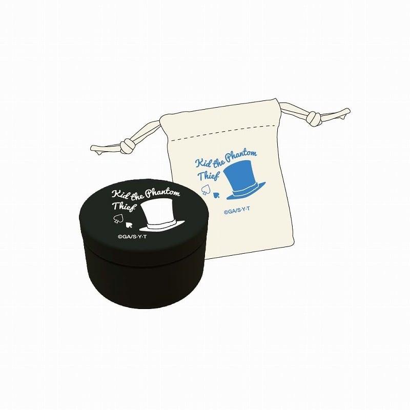 【グッズ-セットもの】名探偵コナン 新生活シリーズ 紅茶缶&巾着 怪盗キッド