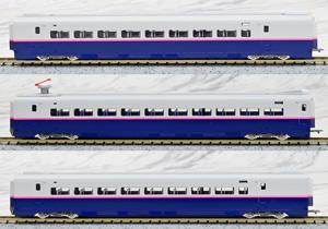 JR E2-1000系 東北新幹線 (やまびこ) 増結セットB (増結・3両セット) (鉄道模型)