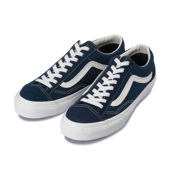 【VANS】 Style 36 ヴァンズ スタイル36 VN0A3DZ3RFL 17FA (SUEDE)BLUE/MAR