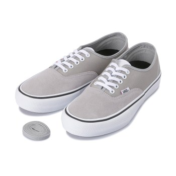 【VANS】 AUTHENTIC PRO ヴァンズ オーセンティック プロ VN0A3479LUY 17WI DRIZZLE/WHITE