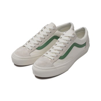 【VANS】 Style 36 ヴァンズ スタイル36 VN0A3DZ3RFX 18SP MARSHMALLOW/GRN