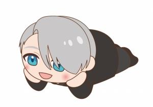 【グッズ-マスコット】ユーリ!!! on ICE ぴたれすと ヴィクトル・ニキフォロフ