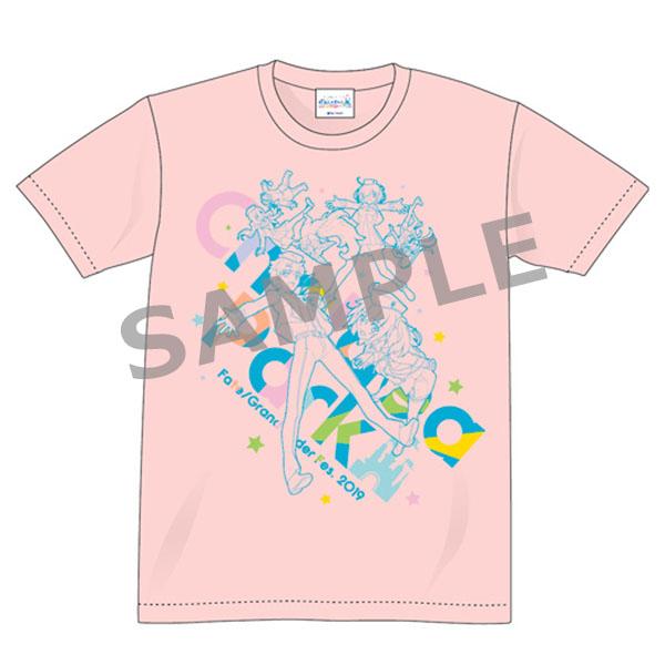オフィシャルTシャツA(ピンク)