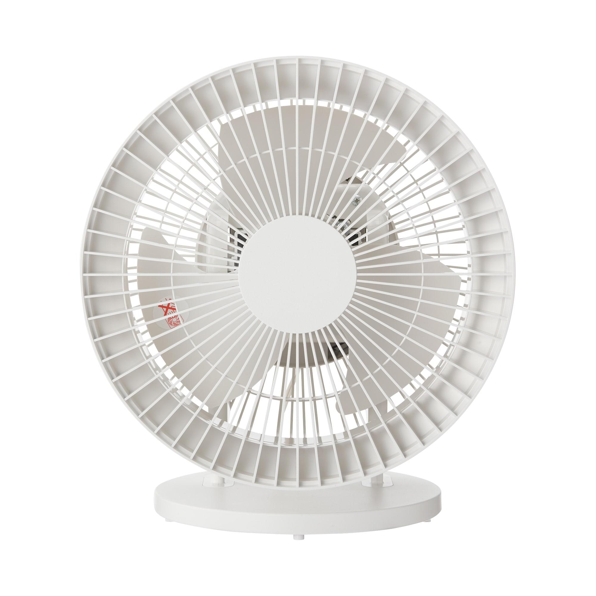 サーキュレーター(低騒音ファン・大風量タイプ)・ホワイト 型番:AT‐CF26R‐W