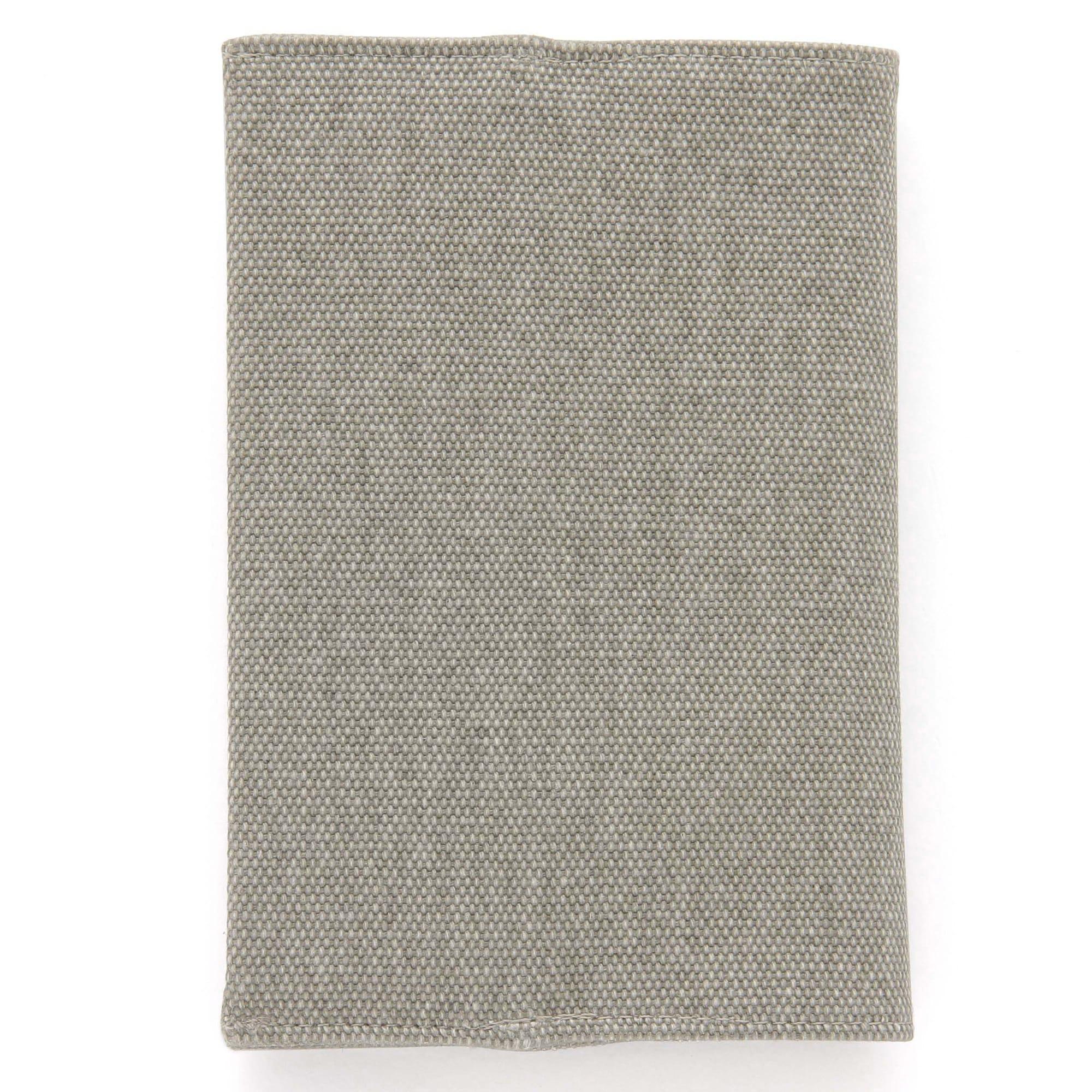 帆布文庫本カバー 約高さ16.3×幅最長29.5cm