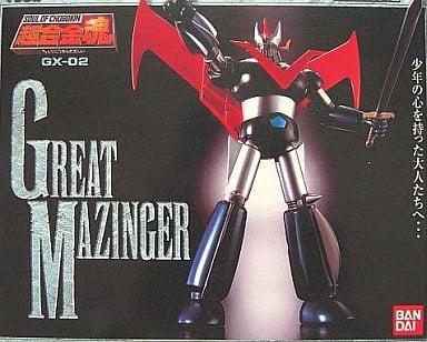 超合金魂 GX-02 グレートマジンガー 「グレートマジンガー」
