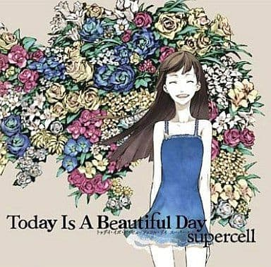 supercell / Today Is A Beautiful Day[DVD付限定盤](状態:外クリアケース状態難)