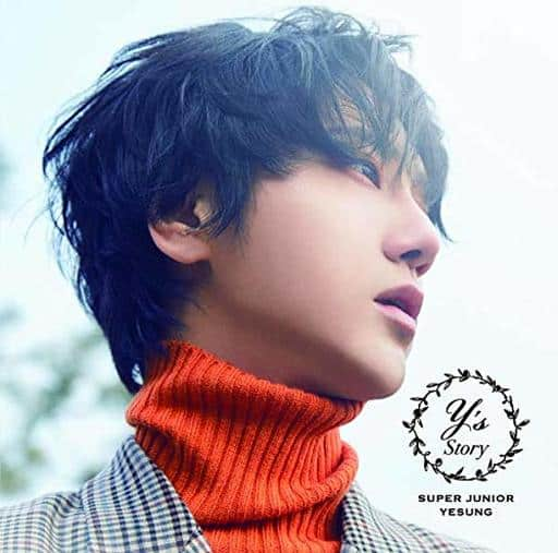 YESUNG(from SUPER JUNIOR) / STORY[通常盤]
