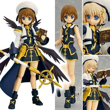 figma 八神はやてThe MOVIE 2nd A's ver. 「魔法少女リリカルなのは The MOVIE 2nd A's」