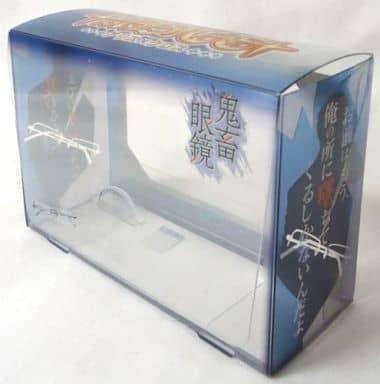 デッキケース 「アリス×クロスTCG side Joker スタートパック 鬼畜眼鏡」 同梱品