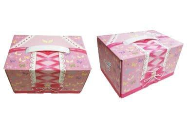 サプライ シュガーリボンデザインカードボックス 「一番くじぷち 劇場版アイカツ!~いちごまつりコレクション~」 B賞